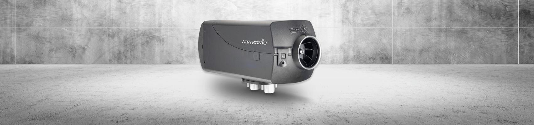 NEW: Airtronic S2/M2 - Eberspächer
