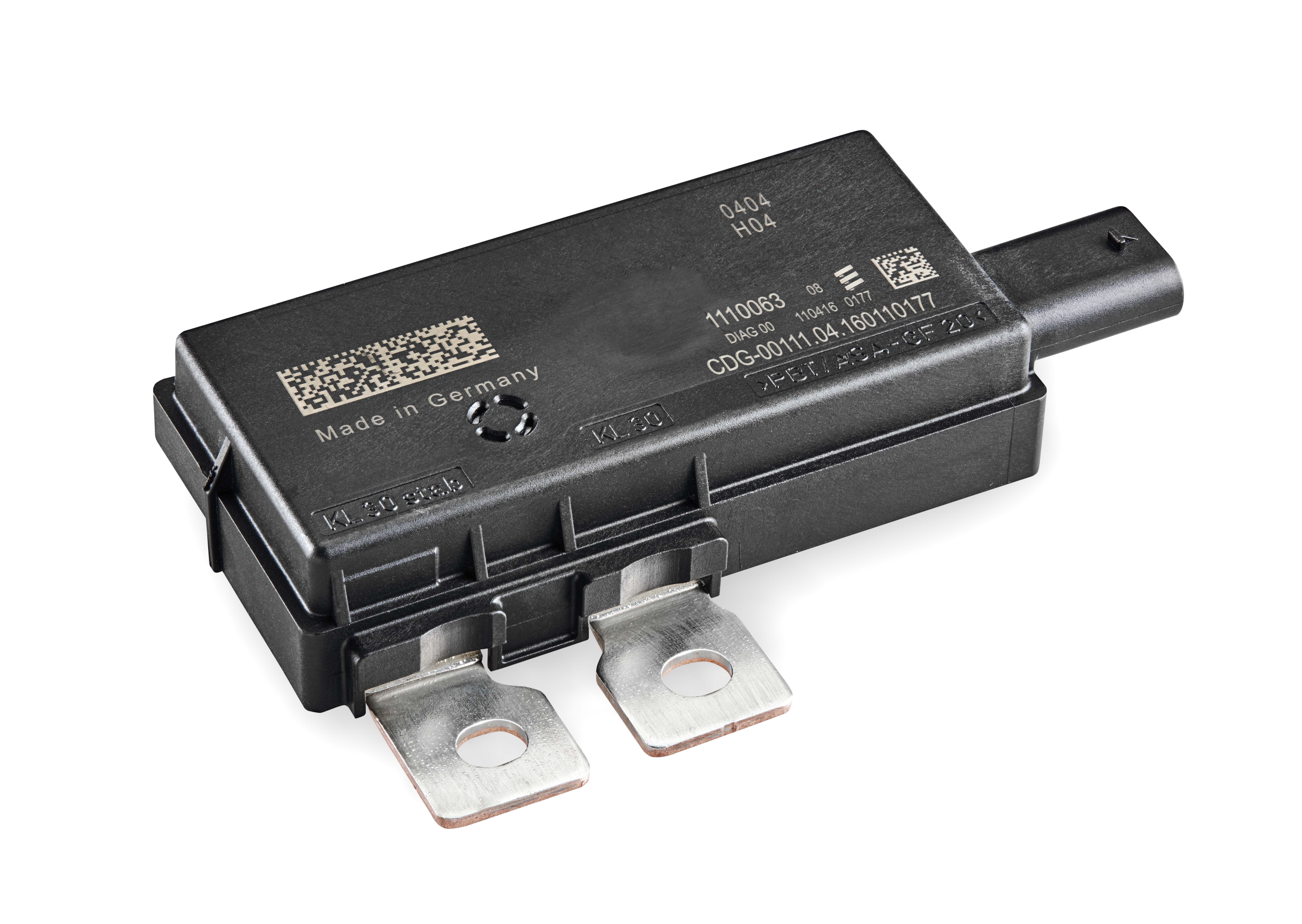 Unidirektionale Schalter und Q-Dioden - Eberspächer